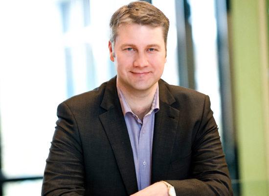 Frank Håland, Konserndirektør stab og fellestjenester, Agder Energi