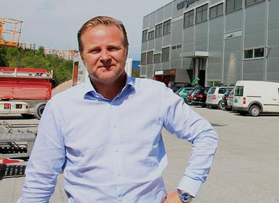 Lasse Kjøsterud, Eier/daglig leder, Utleiesenteret AS