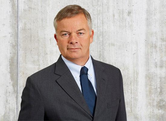 Arne Giske, Konsernsjef, Veidekke ASA